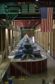 Hoover Dam Power Plant — Stock fotografie
