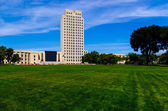 State Capitol of North Dakota — Stock Photo