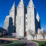Mormon Temple — Stock Photo #58114063