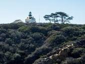 старый маяк пойнт лома — Стоковое фото