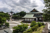 A View of the Temple Grounds — ストック写真