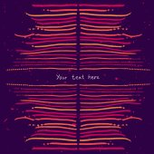 Purple strokes background — 图库矢量图片