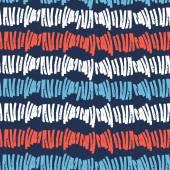 Strokes scribble seamless pattern — 图库矢量图片