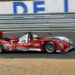 Постер, плакат: Wining car at Le Mans 2010