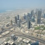cityscape Dubai — Foto de Stock   #57382297