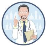 Doctor — Stock Vector #59352171