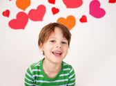 Valentine's Day: Kids Fun — Φωτογραφία Αρχείου
