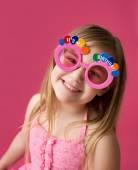 Happy Birthday Girl — Stock Photo