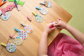 Easter Activities and Crafts — Stockfoto