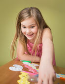Easter Activities and Crafts — Stock Photo