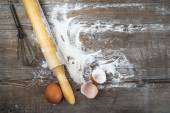 Cooking  background — Stock Photo