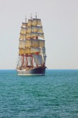 Tall ship — Stock Photo