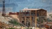 Minería a cielo abierto — Foto de Stock