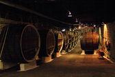 Old wine cellars — Stock Photo