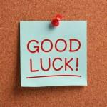 Good Luck ! — Stock Photo #57869699