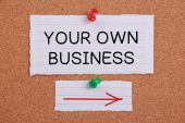 Your Own Business — Stockfoto