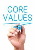 Βασικές αξίες — Φωτογραφία Αρχείου