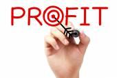 Profit Goal — Stock Photo