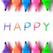 Feliz — Foto de Stock