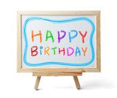 Happy Birthday — Стоковое фото