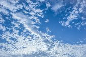 Ciel et nuages — Photo