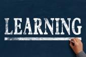 Uczenie się — Zdjęcie stockowe
