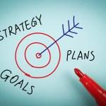 strategie — Stock fotografie #75116625