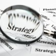 Strategy concept — Stock Photo #75159369