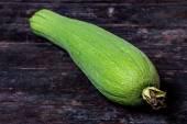 Green Sponge Gourd — Stock Photo