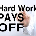Hard Work Pays Off — Stock Photo #83395642