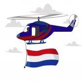 Holland flag — Stock Vector
