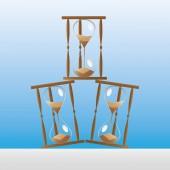 Hourglas — Stock vektor