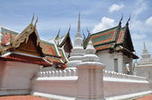 Wat Yai Suwannaram, Phetchaburi, Thailand. — Stock fotografie