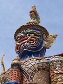 Dev iblis (Yaksha) — Stok fotoğraf