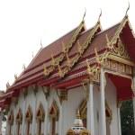 Thai Buddhist temple 1 — Stock Photo #57958691