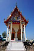 Thai Buddhist temple 004 — Stock Photo