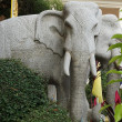 Erawan elephant or three elephants head statue — Stock Photo #59928685