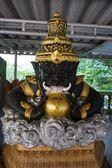 Rahu statue — Stockfoto