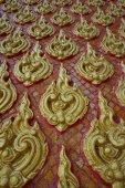 Thai fine art background — Stock Photo