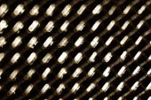 Abstract golden light blur motion — Photo