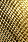 Abstract golden net — Stock Photo