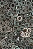 Abstract washer spare part — Stock Photo