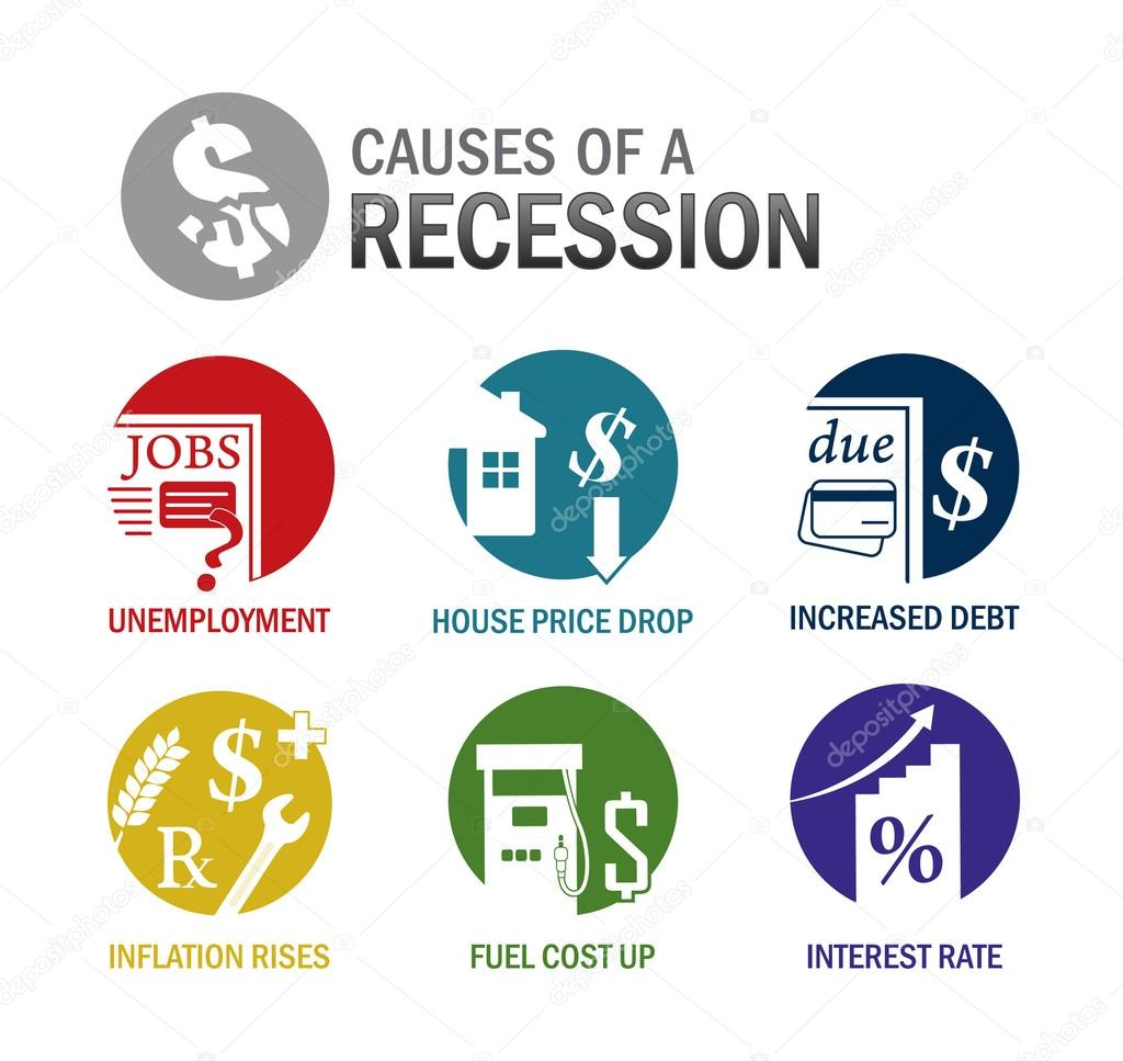 causes of the recession A trade war between the us and china does meaningful damage but doesn't  trigger a recession in either country, said mark zandi, chief.