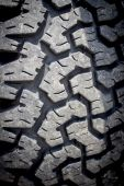 Old car tires. — Stock Photo