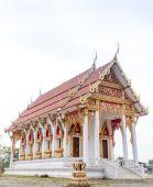 Temple — Stock Photo