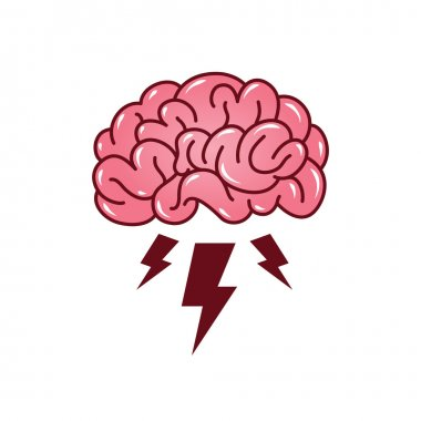 Brainstorming creative idea. Icon.