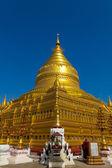 Shwezigon Pagoda — Stock Photo