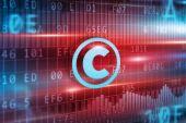 Copyright concept — Stock Photo