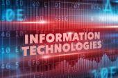 Information technologies concept — Zdjęcie stockowe