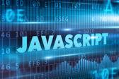 Javascript concept — Stock Photo